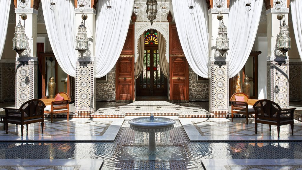 Luxurious Desert Hotels You Need To Know About | Part II | Royal Mansour Marrakech- Morocco