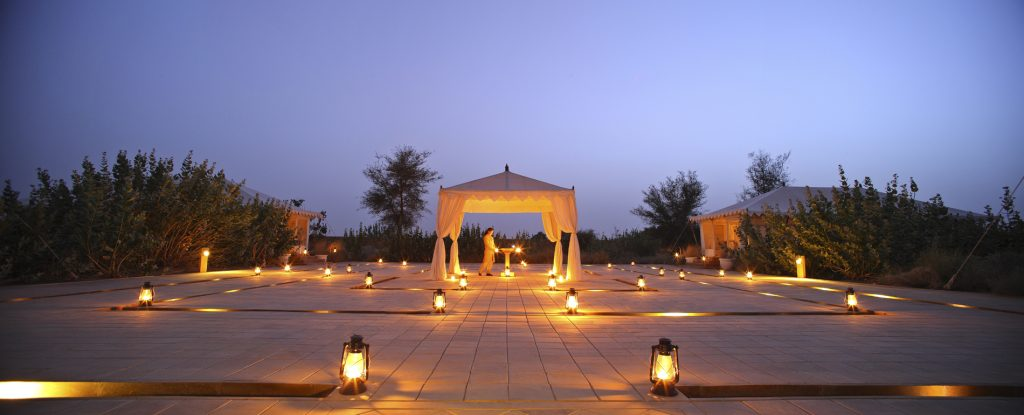 Luxurious Desert Hotels You Need To Know About | Part II | The Serai- Jaisalmer, India