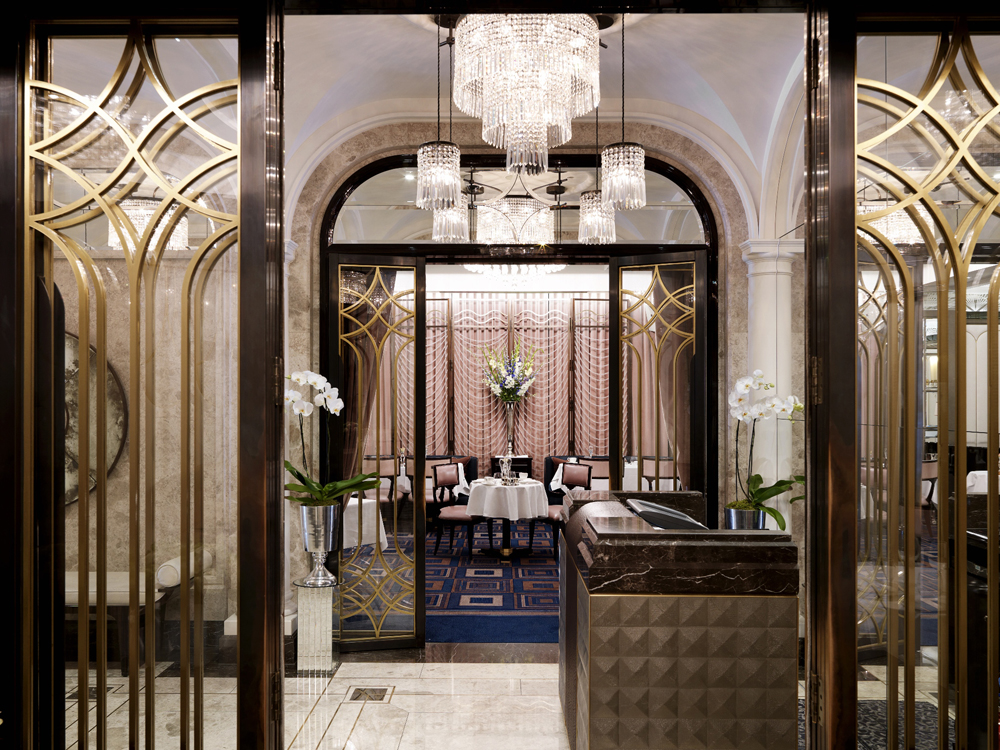 The Best Art Deco Hotels The World Has To Offer | The Wellesley – London, UK