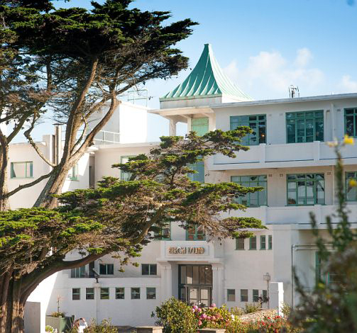The Best Art Deco Hotels The World Has To Offer | Burgh Island – Devon, UK