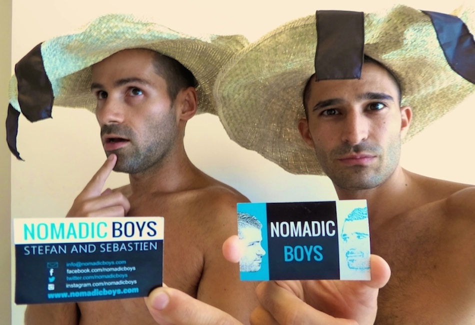 Be Inspired By Stefan & Sebastien Of The Nomadic Boys