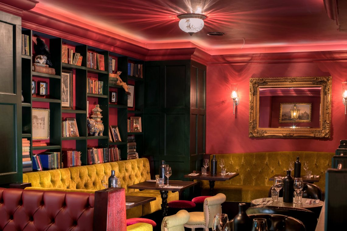 Raise A Toast To Dickensian London At The Four Sisters Townhouse