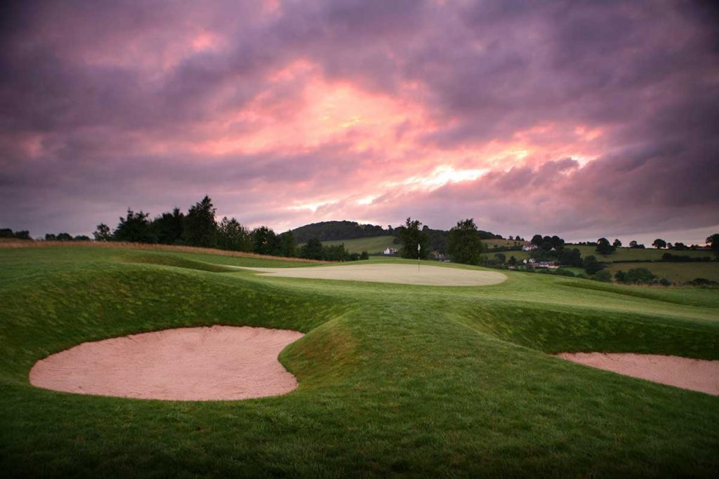The Celtic Manor Resort - More Than A Golfers Retreat | The Celtic Manor Resort - Montgomerie Course 14th