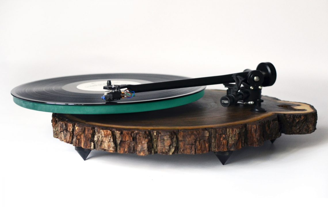 Unexpected Wedding Gift Ideas | Record Player | ilvan Audio Workshop turntable