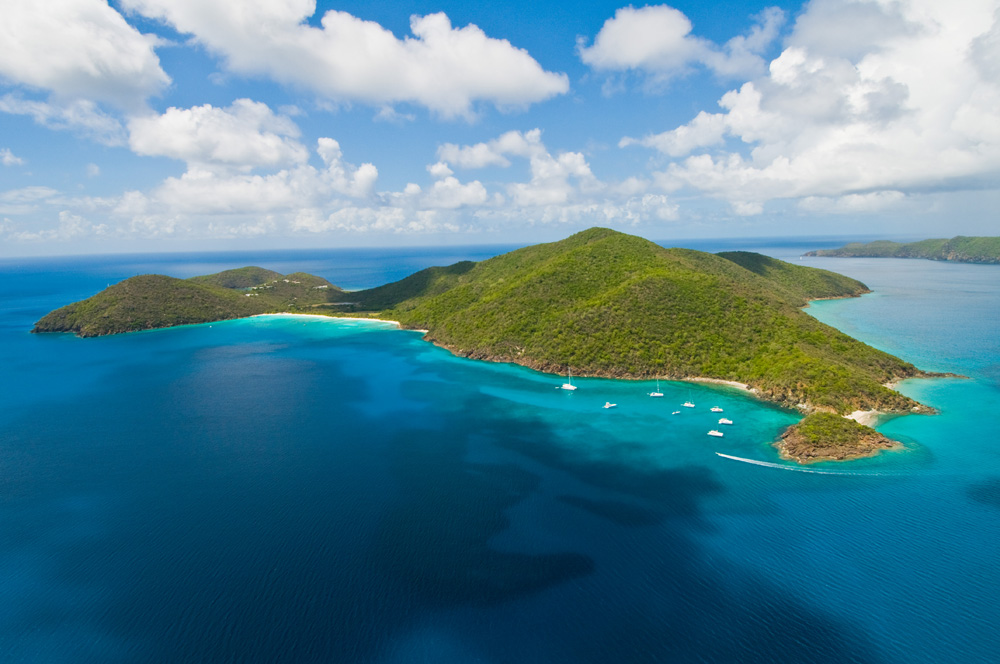 Secluded Hotels Around The World | Part II | Guana Island - British Virgin Islands