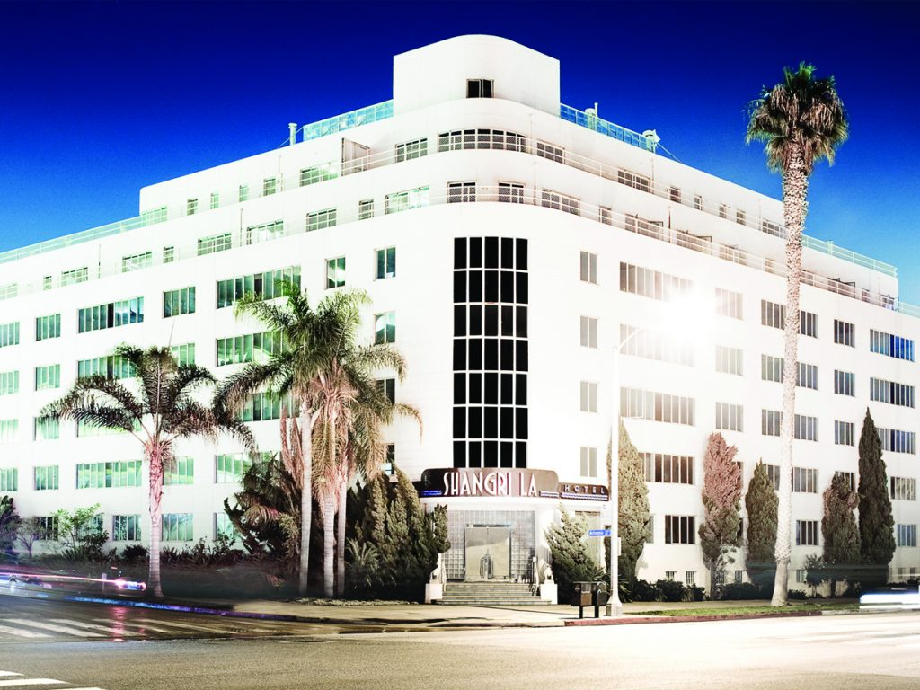 The Best Art Deco Hotels The World Has To Offer | Hotel Shangri-La - Santa Monica, USA