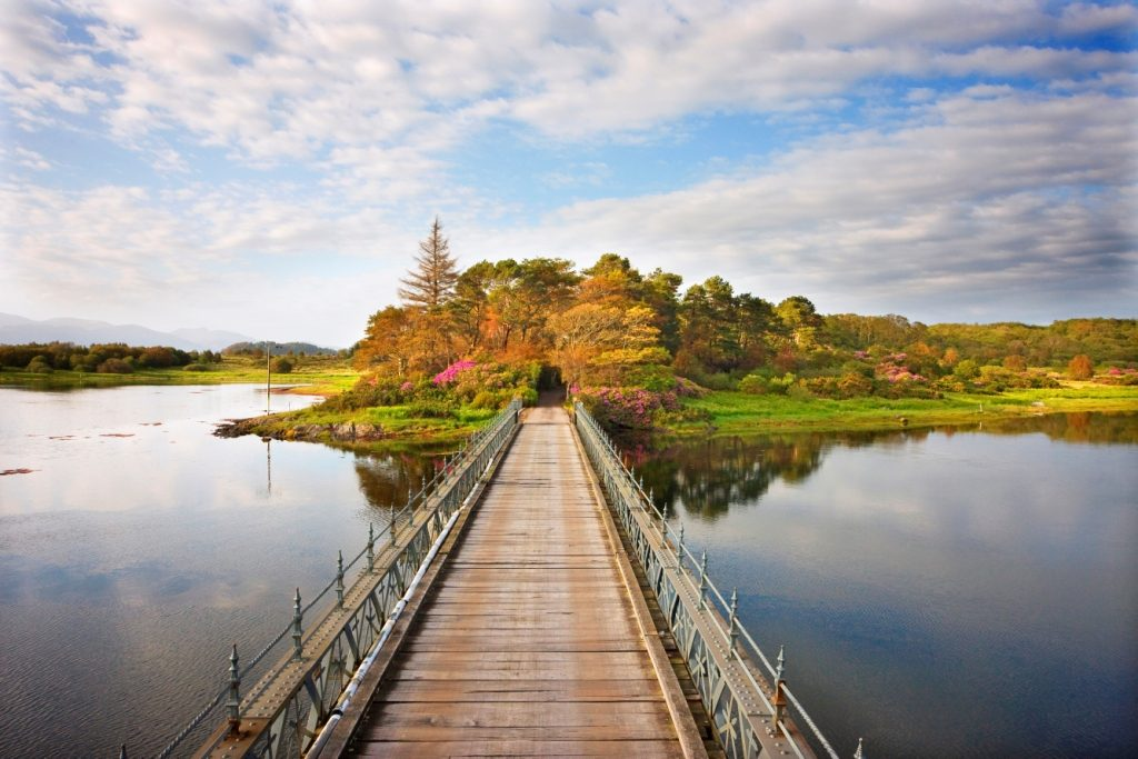 Secluded Hotels Around The World | Part I | Isle of Eriska – Scotland