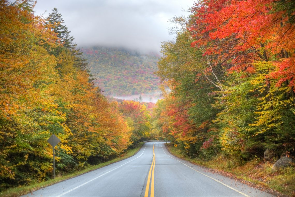 Extraordinary Luxury Autumn Escapes | Part I | New England In The Fall