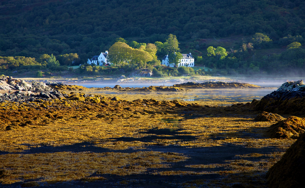 Secluded Hotels Around The World | Part I | Kinloch Lodge - Isle of Skye