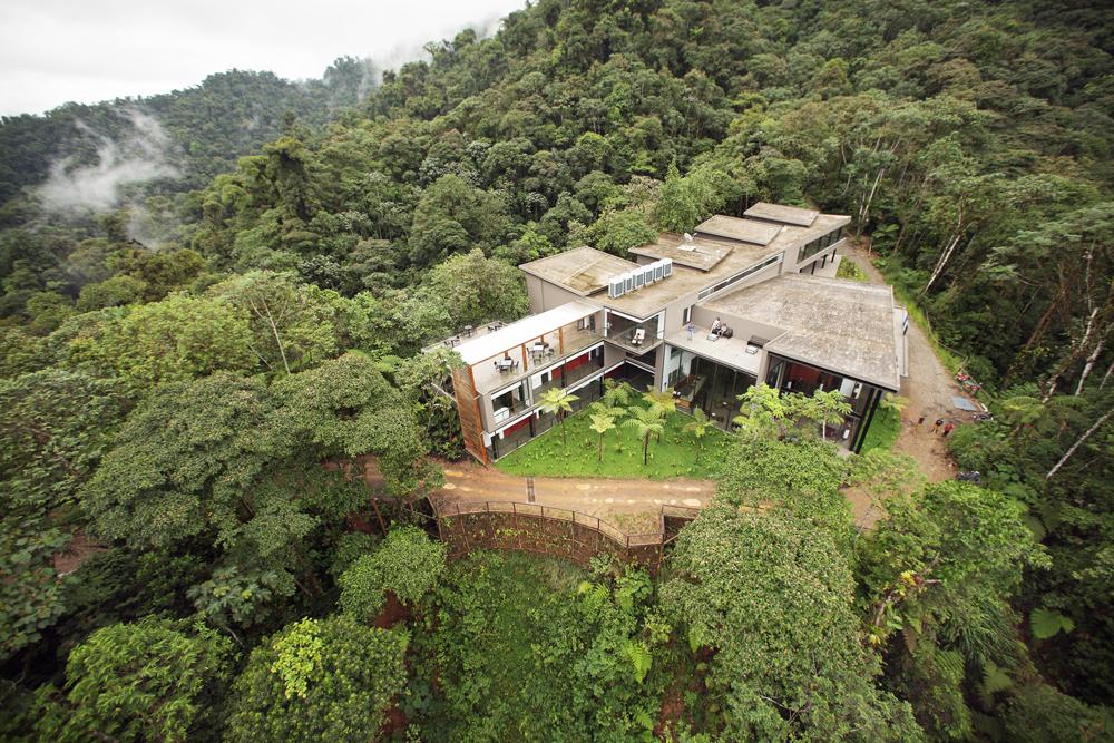 Secluded Hotels Around The World | Part I | Mashpi Lodge - Choco, Ecuador