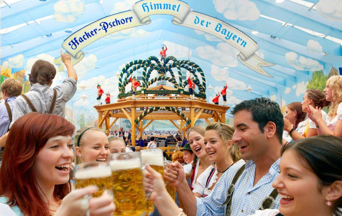 Oktoberfest | Courtesy: Munich Tourism - A Kupka