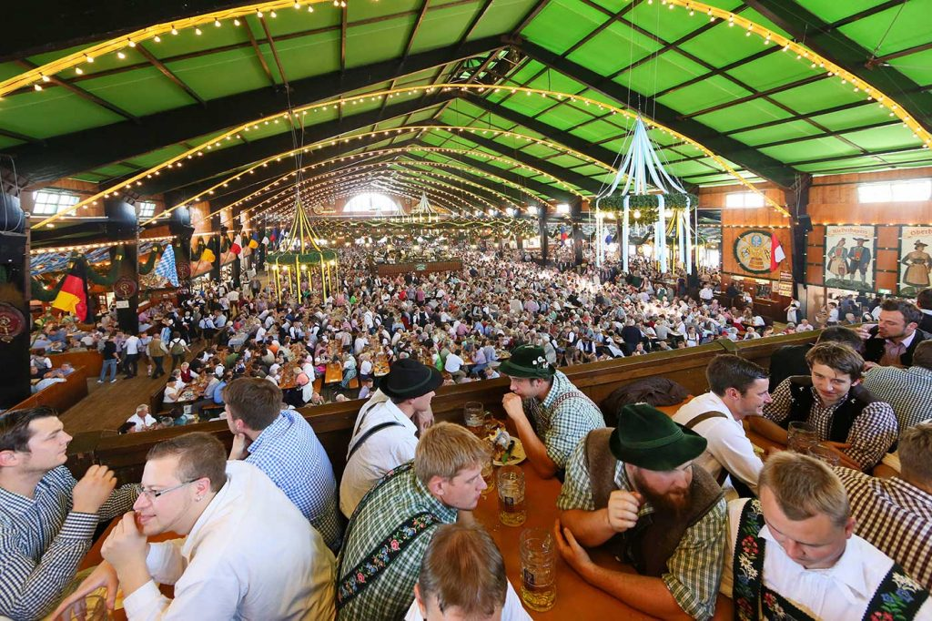 Oktoberfest | Courtesy: Munich Tourism - Tommy Loesch