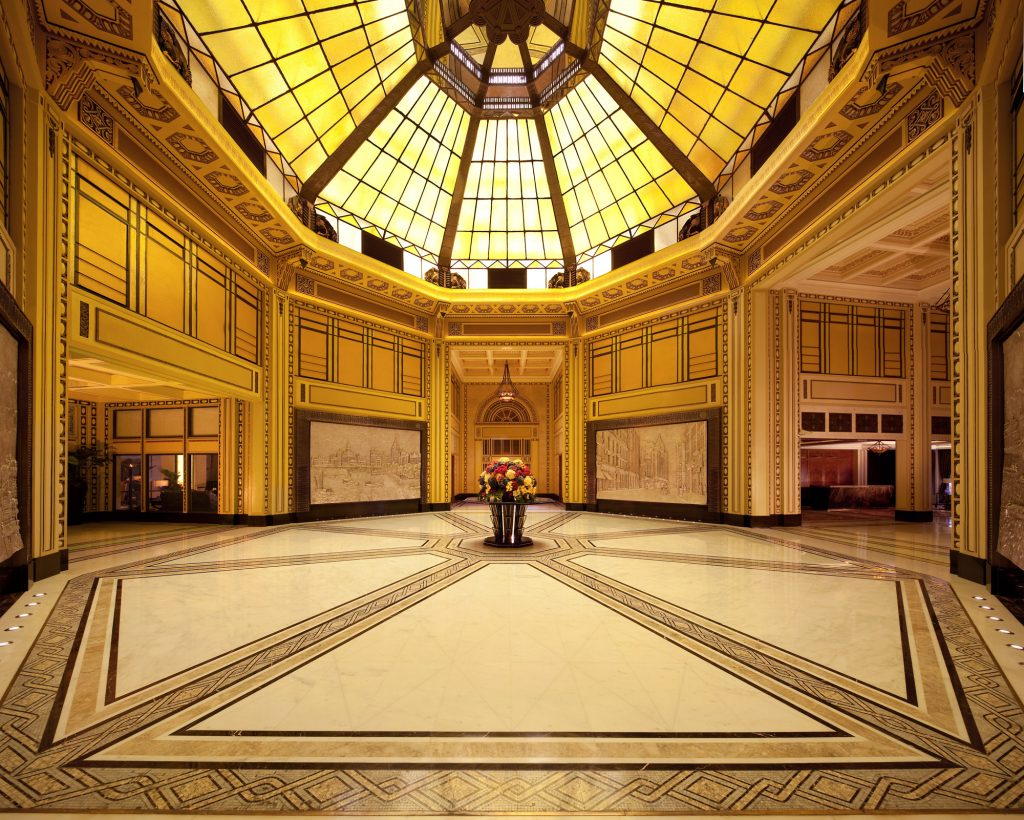 The Best Art Deco Hotels The World Has To Offer | Fairmont Peace Hotel – Shanghai