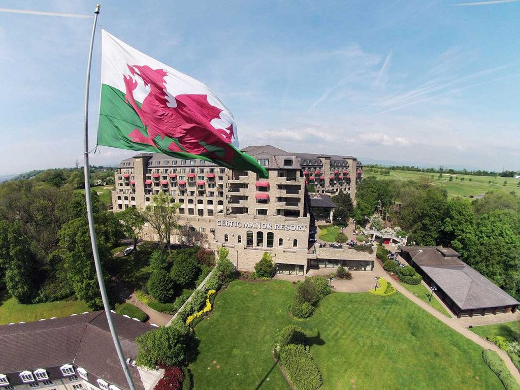 The Celtic Manor Resort - More Than A Golfers Retreat | The Celtic Manor Resort - Resort Exterior