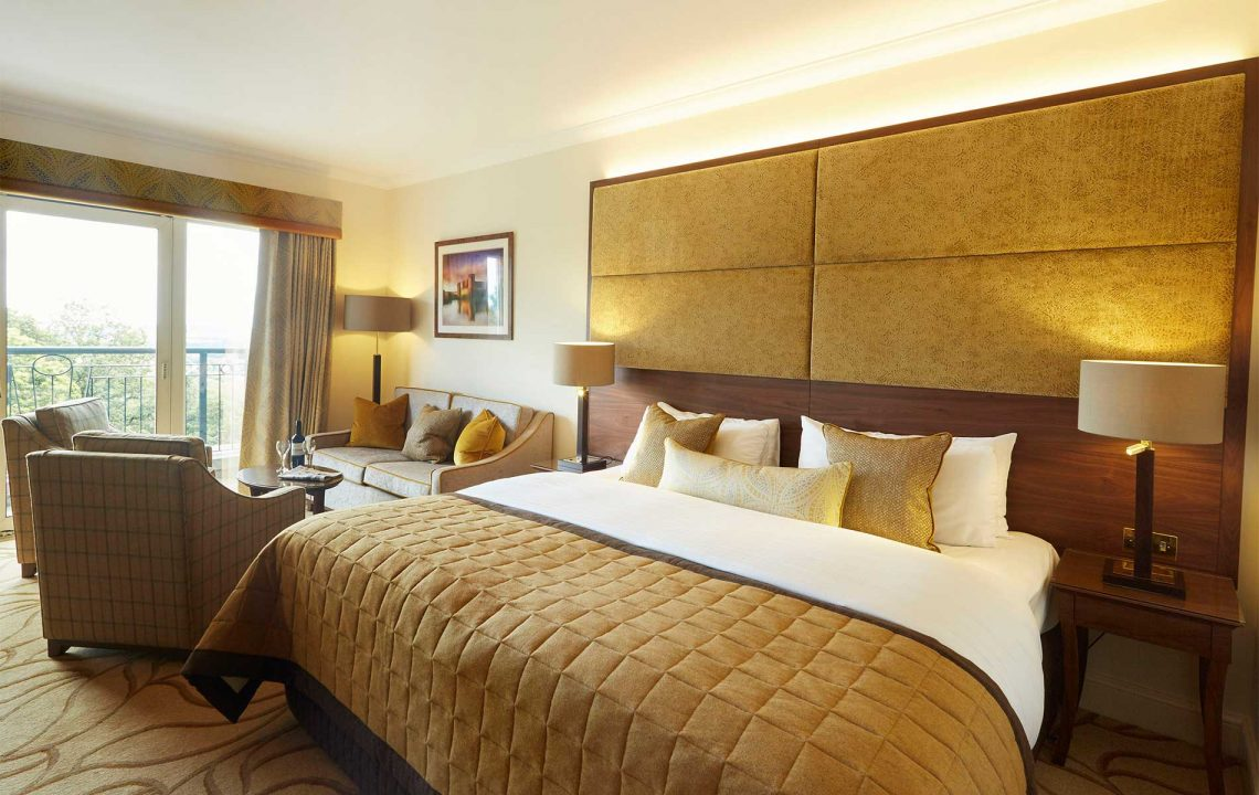 The Celtic Manor Resort - Signature Bedroom