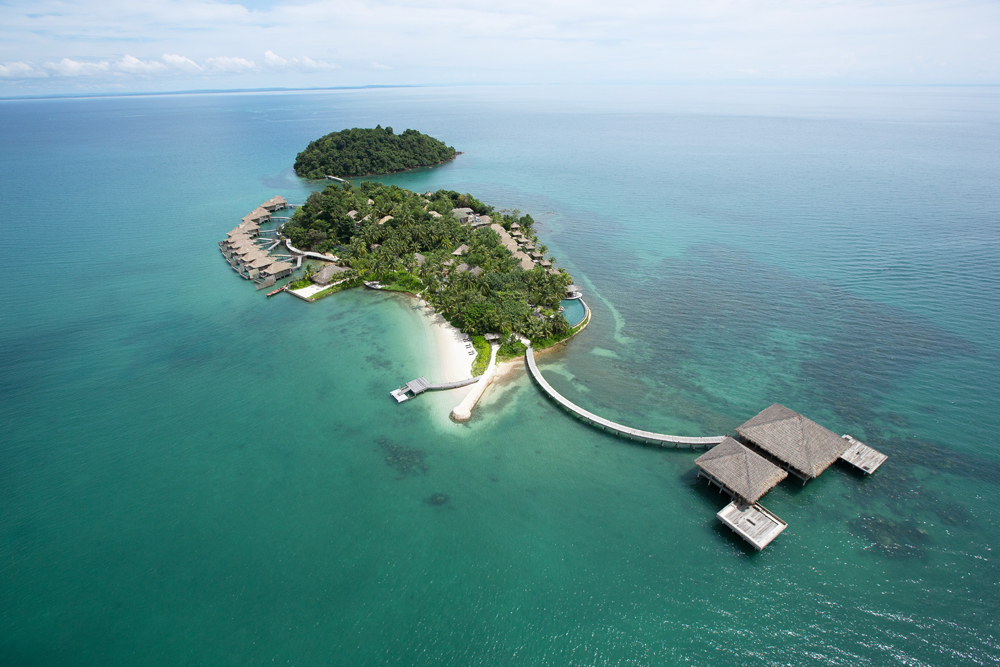Secluded Hotels Around The World | Part I | Song Saa Private Island - Koh Rong, Cambodia | samjamphoto