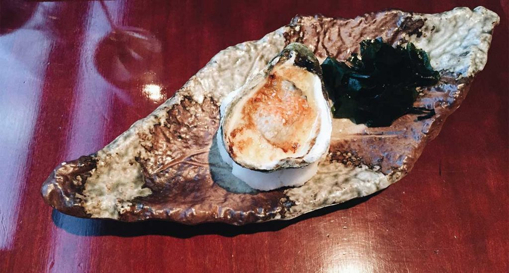 Tsukiji-Grilled-Oyster