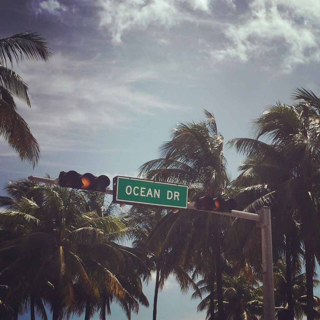 The Great American Road Trip | Miami | Ocean Drive