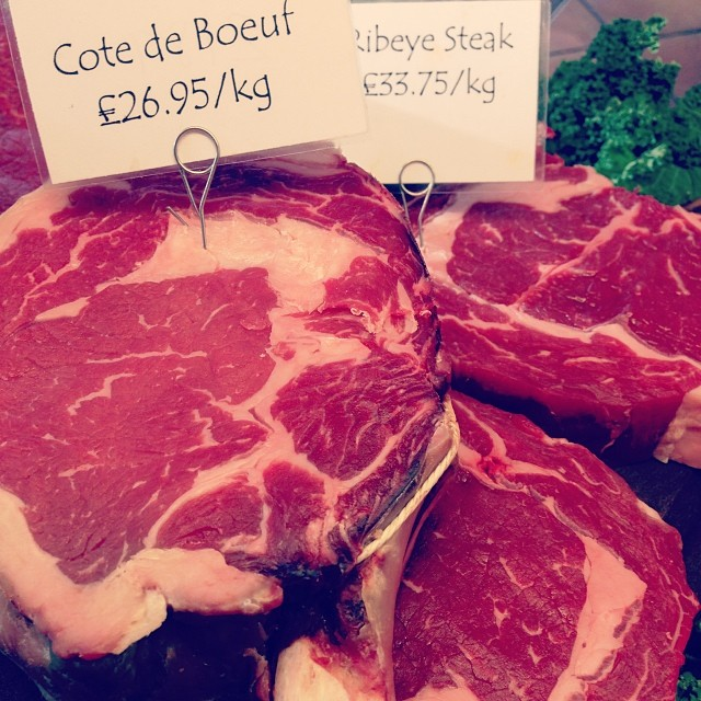 Nights In: Cooking Côte De Boeuf | Hampstead Butcher & Providore