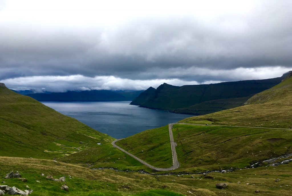 For an unspoilt location, the Faroe Islands boast an excellent road network that means exploring the islands by car, via the sub-sea tunnels and modern roads, is easy. Here, setting off on an adventure is easy. (c) Kate Chapman