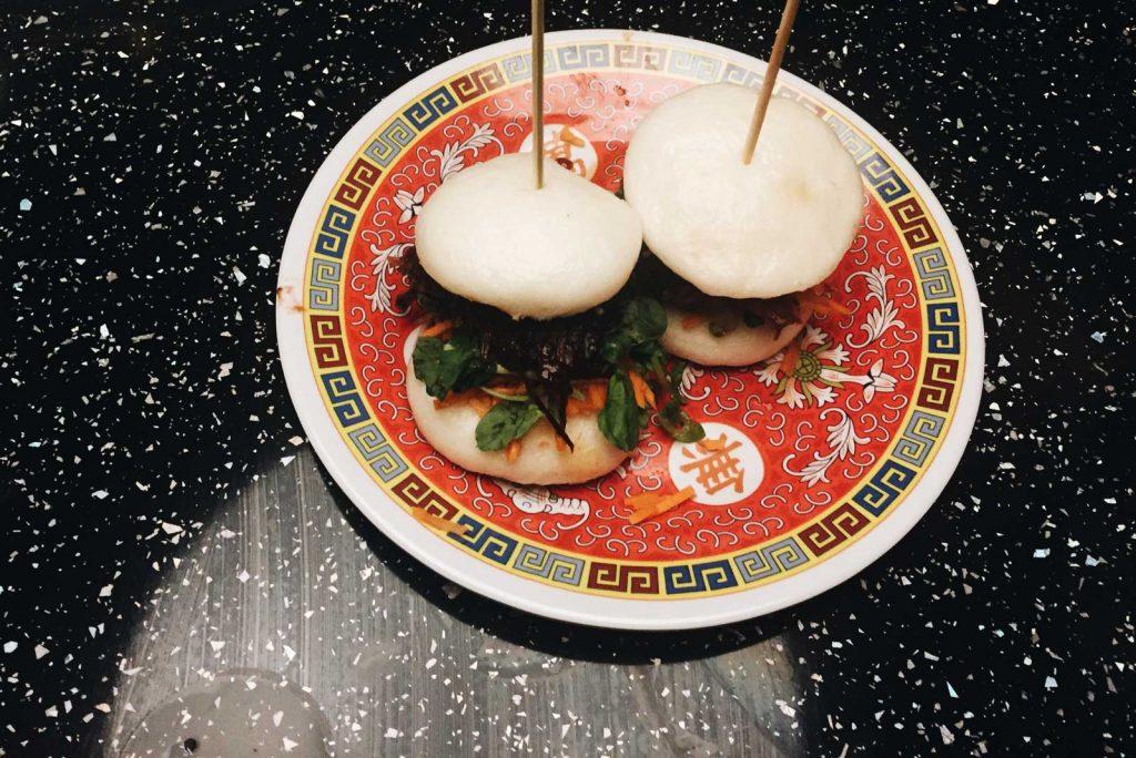 Cha Chaan Teng - Bao Buns