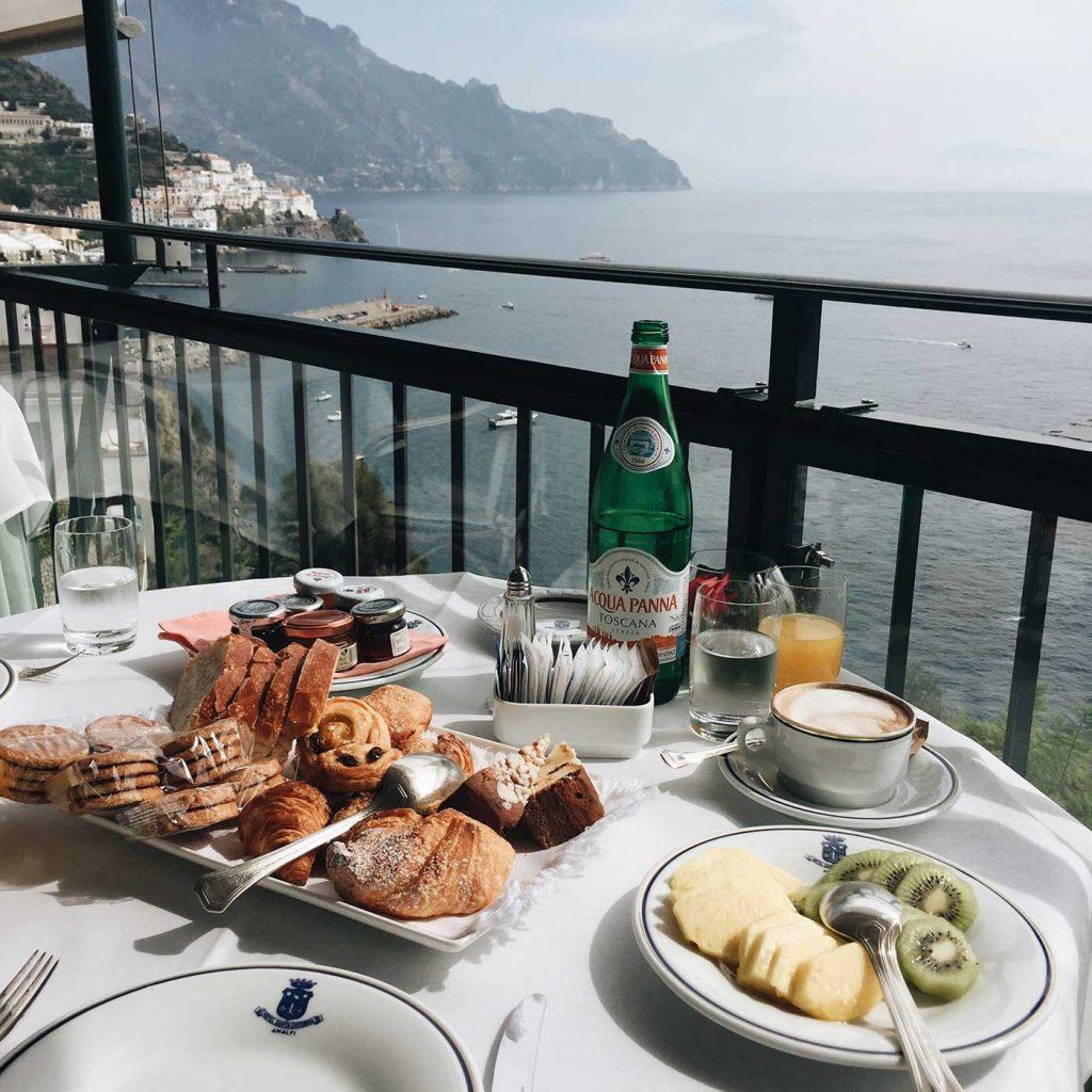 Hotel Santa Caterina | Amalfi | Breakfast