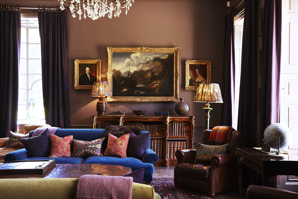 England's Best Country House Hotels | Goodnestone Park – Kent | Credit Katya de Grunwald