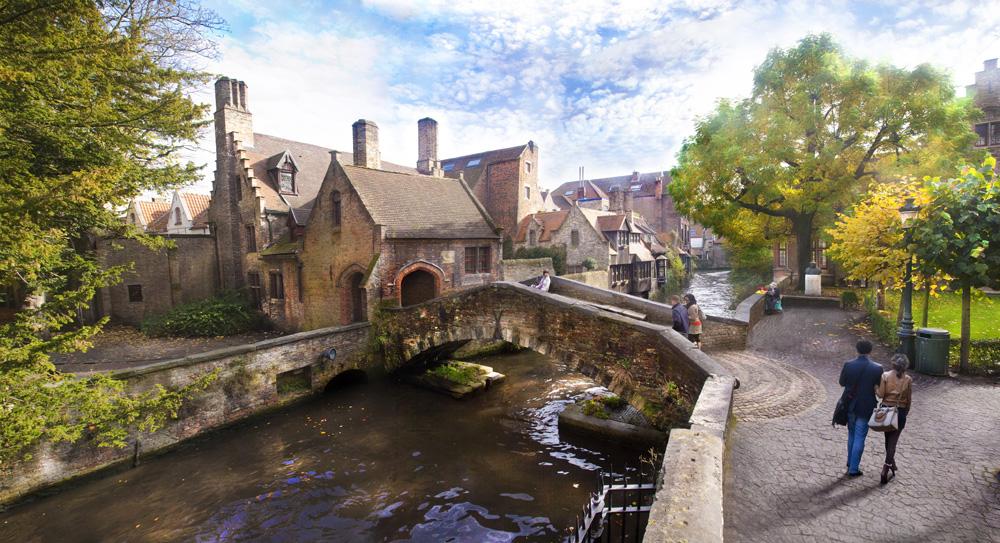 Weekend In Bruges | Toerisme Brugge | Bonifaciusbrug-©-Jan-DHondt