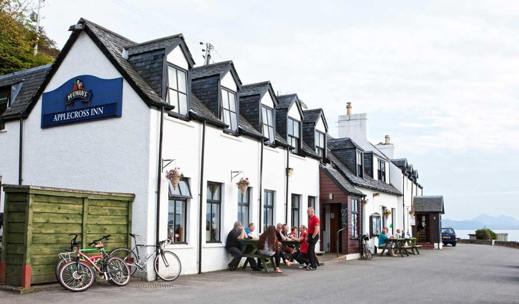 British Pubs with a Room | Applecross Inn