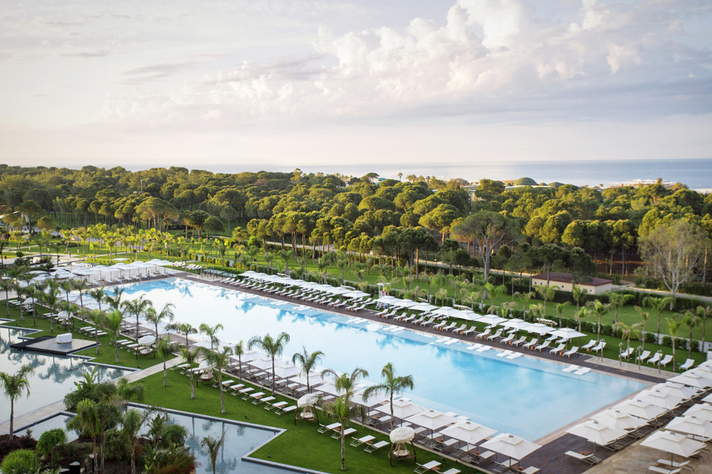 Luxury All-Inclusive Reinvented In Turkey | Regnum Carya Golf Resort