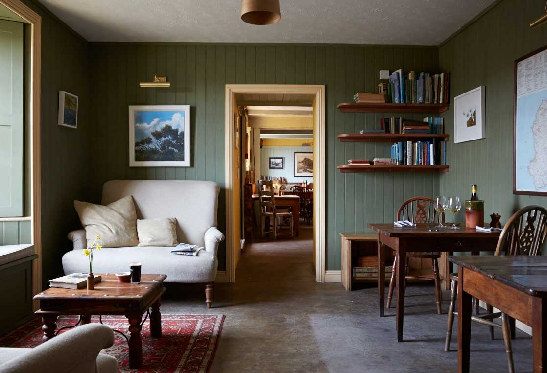 British Pubs With Rooms | Gurnard's Head