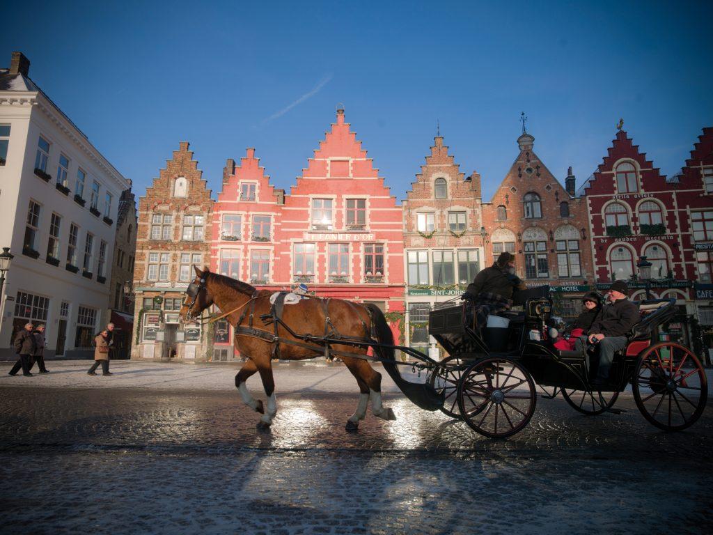 Weekend In Bruges | Toerisme Brugge | Markt-©-Jan-Darthet