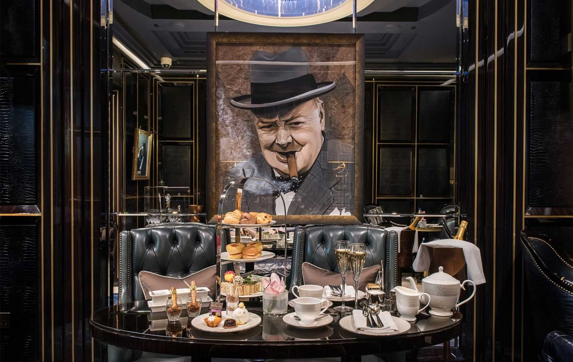 Churchill Afternoon Tea At The Wellesley - Knightsbridge