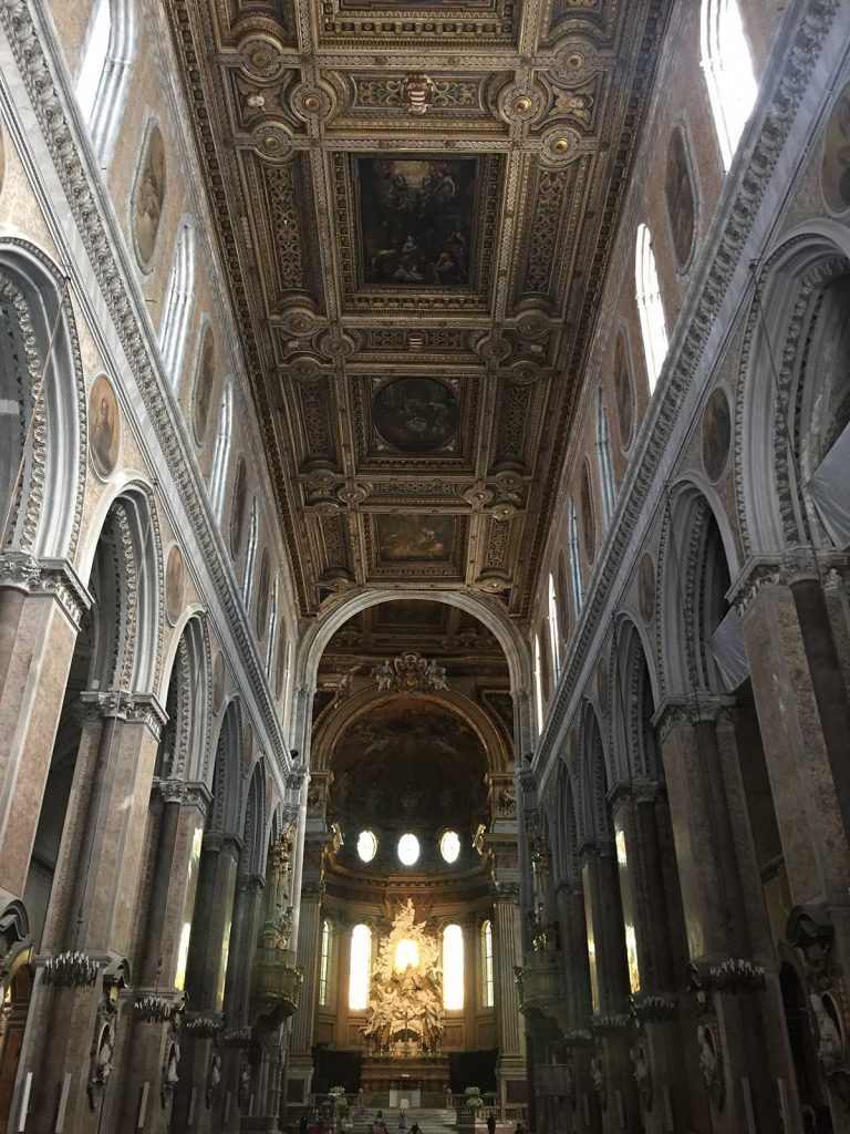 Couples Guide Naples | A City Rich In Churches