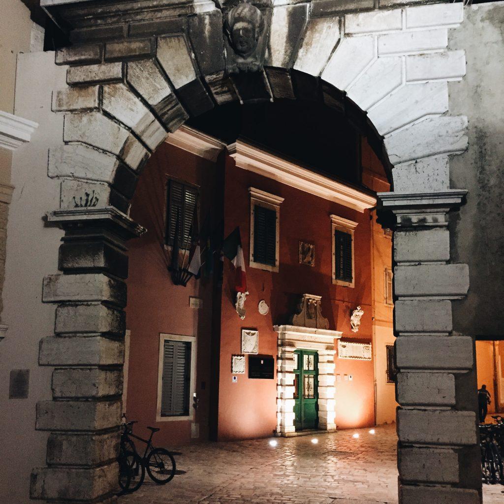 Balbi's Arch - Rovinj