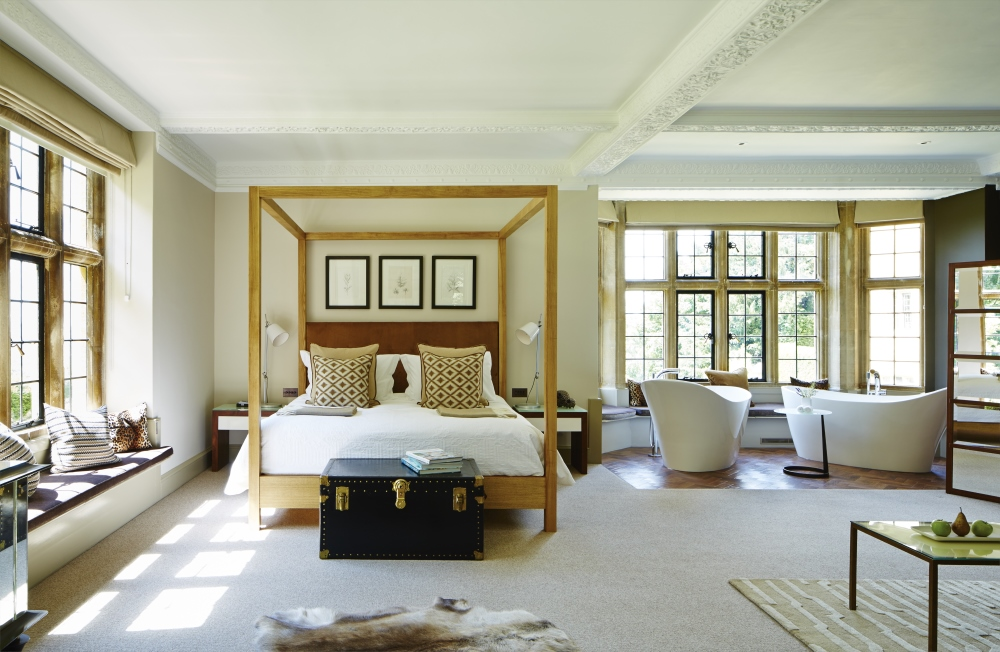 England's Best Country House Hotels | Foxhill Manor – Farncombe Estate, Broadway, The Cotswolds