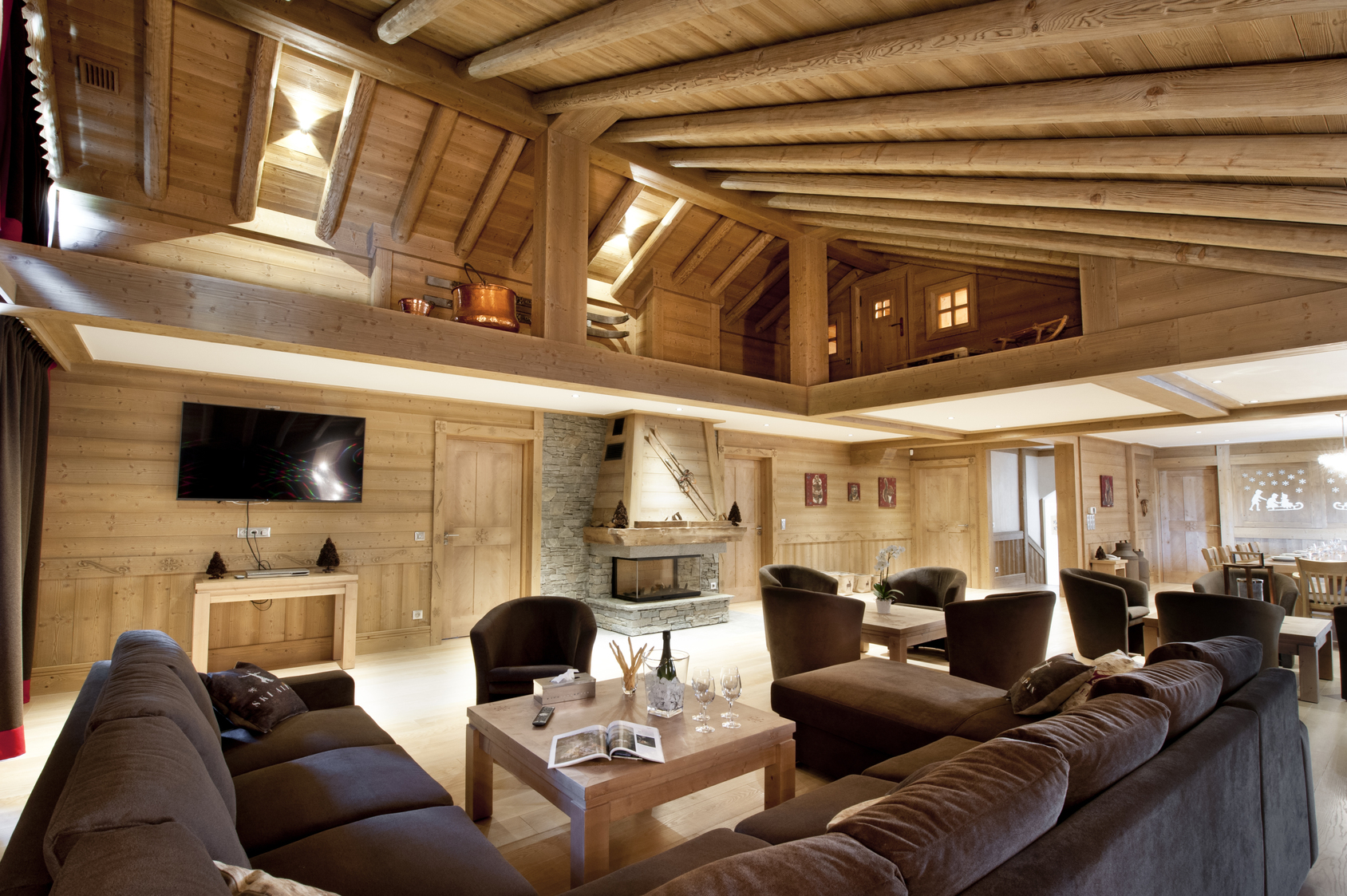 Where To Stay For The Ultimate Romantic Ski Holiday | Le Flocon – Plagne