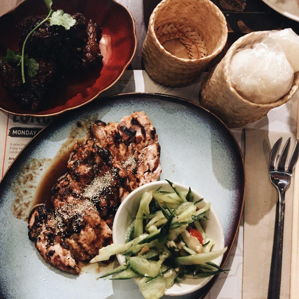 Eat At: Busaba Eathai