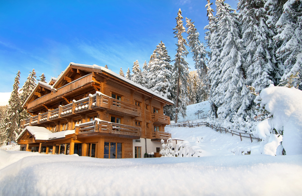 Where To Stay For The Ultimate Romantic Ski Holiday | The Lodge - Verbier, Switzerland