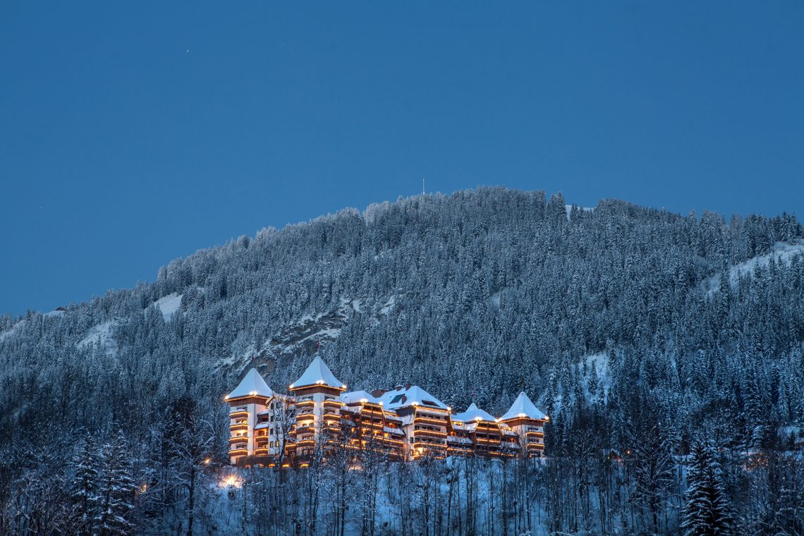 Where To Stay For The Ultimate Romantic Ski Holiday | The Alpina Gstaad/ Marcus Gyger