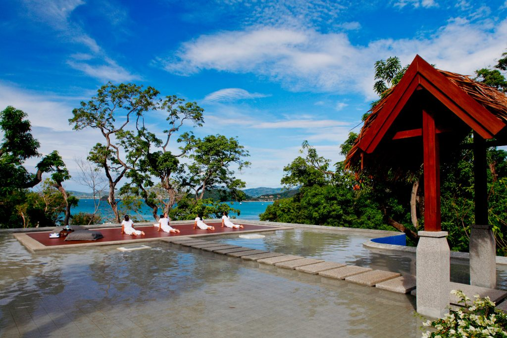The Best Couples New Year Wellness Retreats | Part II | Rebalance your mind and body in Thailand at Sri panwa – Phuket