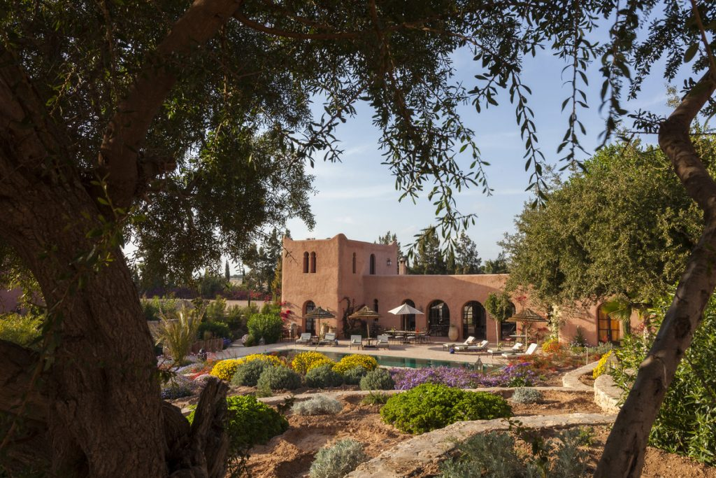 The Best Couples New Year Wellness Retreats | Part I | Hammam Spa Break at Le Jardin des Douars in Essaouira