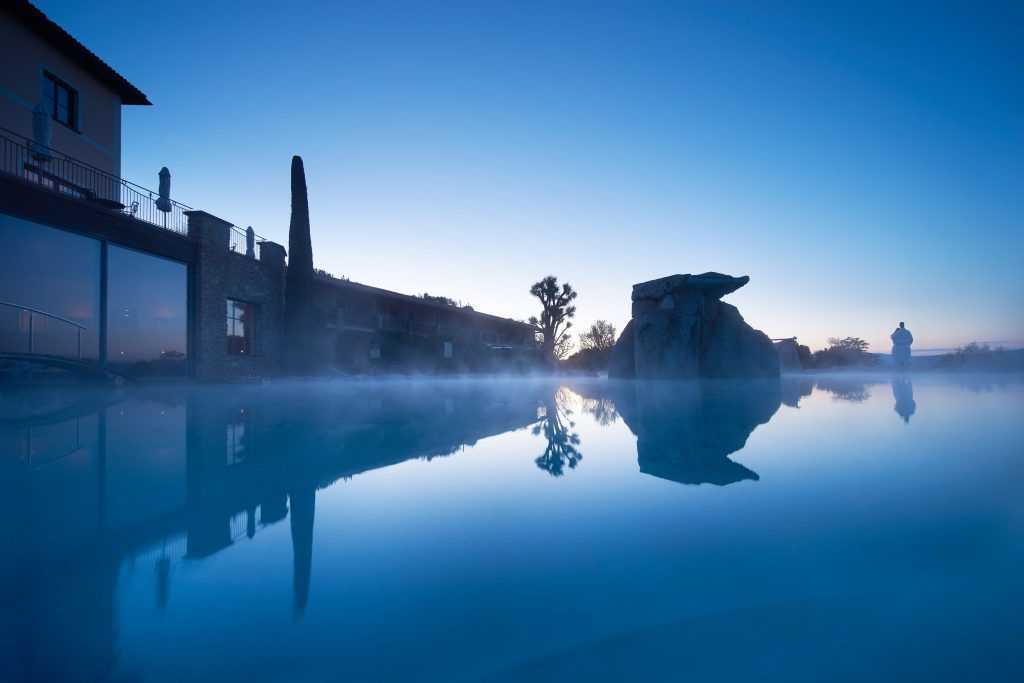 The Best Couples New Year Wellness Retreats | Part I | Spa treatments for couples at Adler Thermae