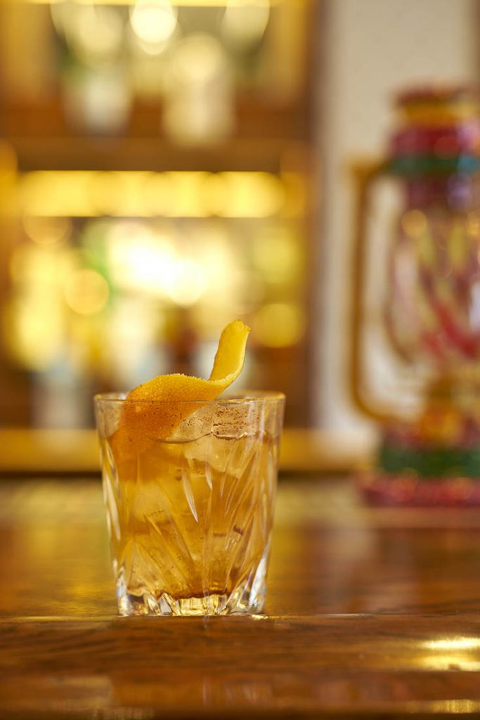Bazaar Old Fashioned