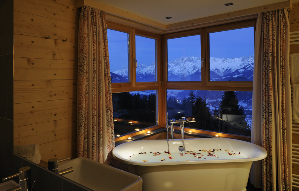 The Best Couples New Year Wellness Retreats | Part I | Romantic Wellness Escape At Forsthofalm, Austria