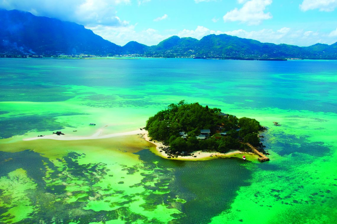 Top 12 Exclusive Private Islands Around the World | Enchanted Island - Sainte Anne Marine Park, Seychelles | SONY DSC