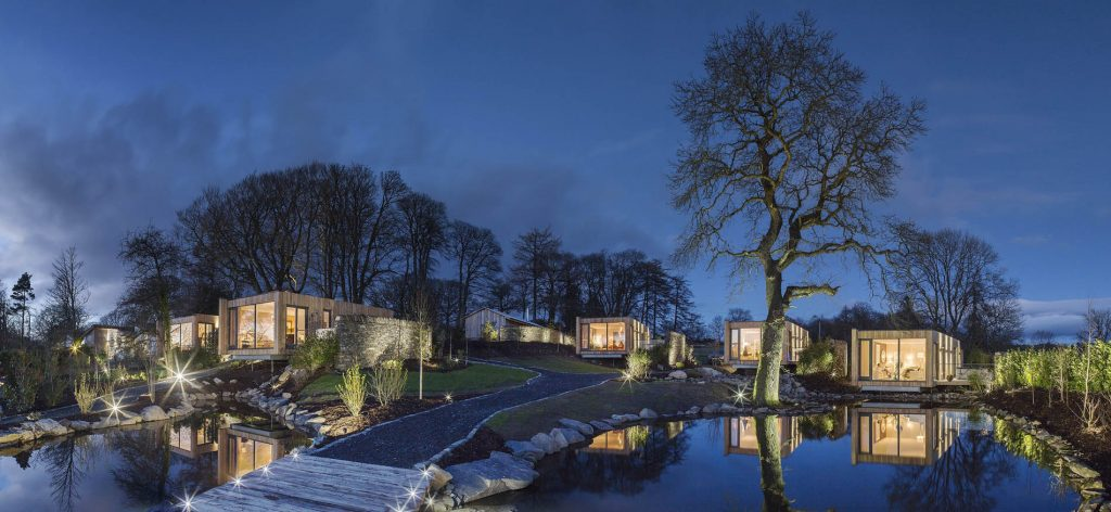 The Best Couples New Year Wellness Retreats | Part II | Spa Lodges at Gilpin Hotel & Lake House