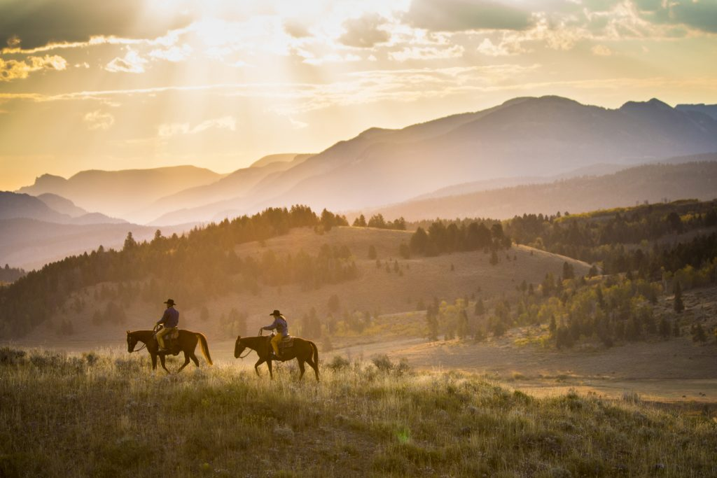 The Finest USA Ranch Stays | 10 night twin-centre luxury ranch-stay holiday