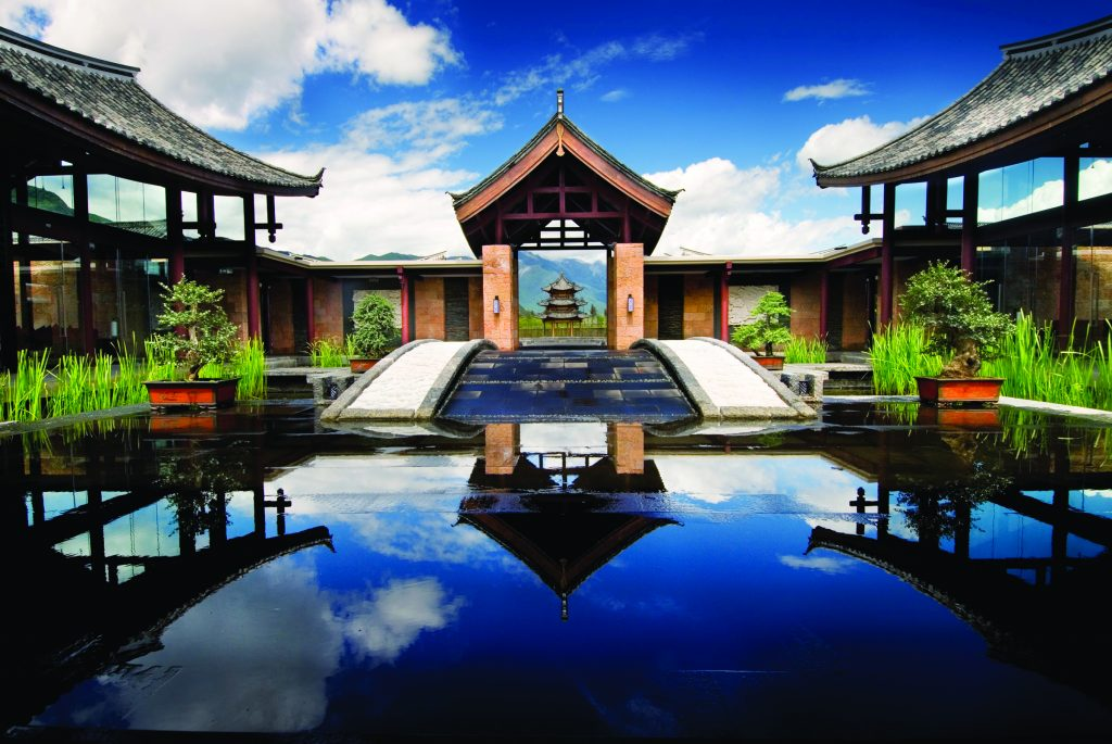 The Best Couples New Year Wellness Retreats | Part II | Spa Sanctuary Villas at Banyan Tree Lijiang