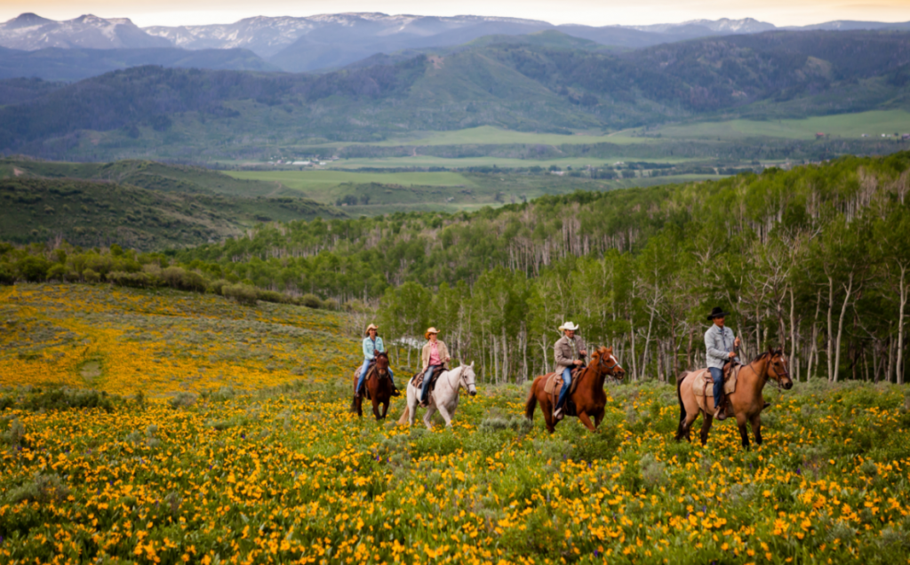 The Finest USA Ranch Stays | The Home Ranch – Elk River Valley, Colorado